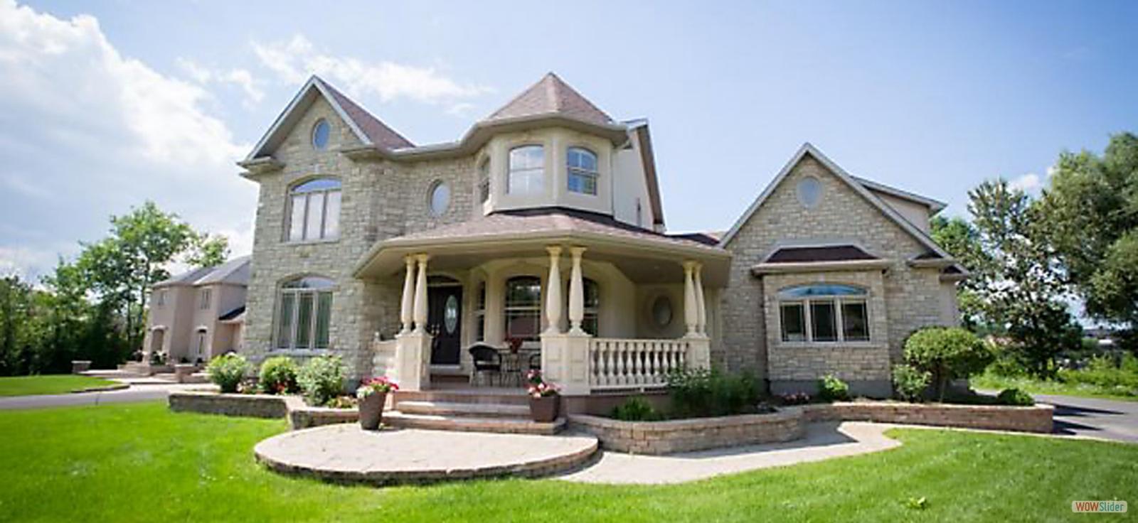 Richard Bryan Homes Custom Home Builder In Manotick